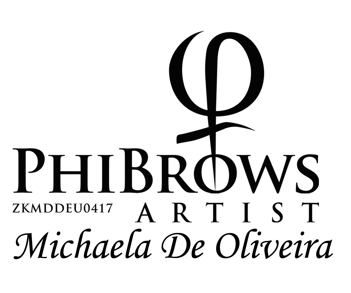 PhiBrows Artist Michaela de Oliveira